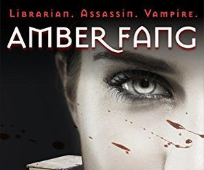 Cover of novel Amber Fang: The Hunted by Arthur Slade
